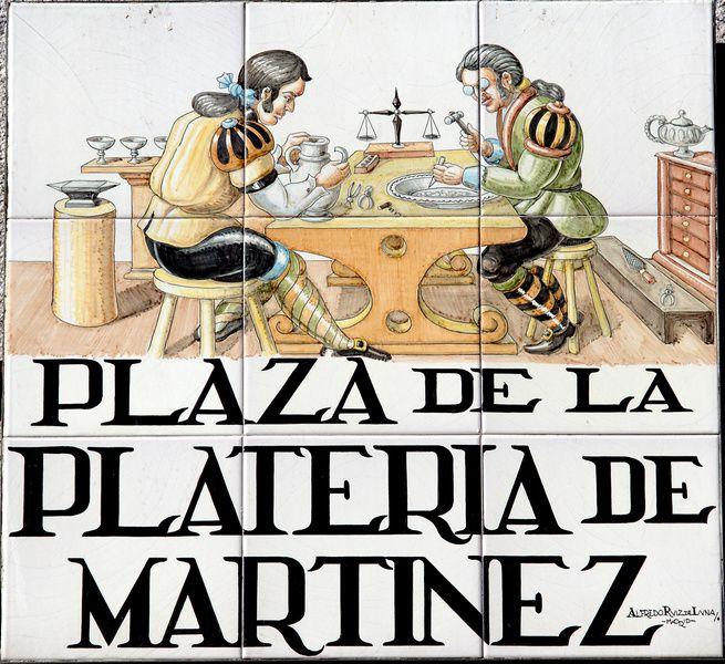 Plaza de la Platería Martínez