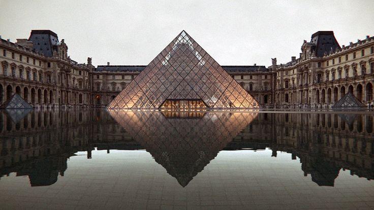 5:46 am - Paris underwater