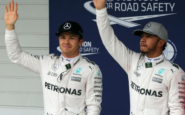 Suivez le GP du Brésil de F1 en direct: Rosberg à une victoire du titre de champion du monde -                  Lewis Hamilton part en pole position sur le circuit d'Interlagos devant son équipier, qui dispose de dix-neuf points d'avance au classement du championnat du monde des pilotes.  http://si.rosselcdn.net/sites/default/files/imagecache/flowpublish_preset/2016/11/13/1183920761_B9710214290Z.1_20161113163556_000_G077VO9FT.3-0.jpg - Par http://www.7868