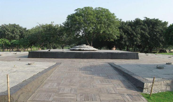 Veer Bhumi Rajiv Gandhi Memorial Delhi