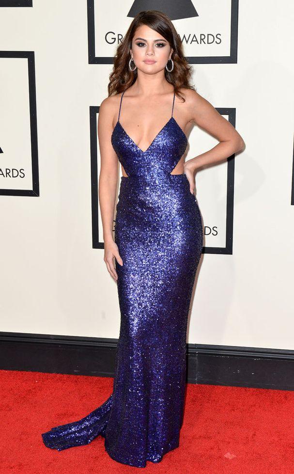 Selena Gomez aux Grammy Awards 2016