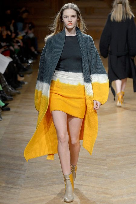 Christian Wijnants Fall 2013 Ready-to-Wear Collection Slideshow on Style.com