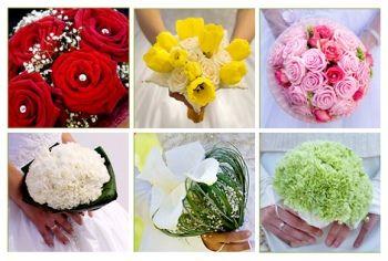 Protagonisti vi aiuta a capire il significato dei fiori del bouquet della sposa!