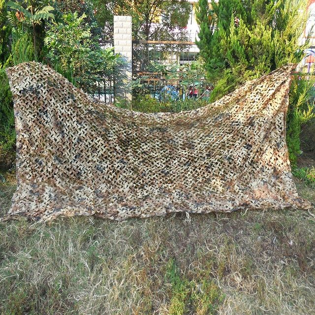 New 1 5x4m Camouflage Net Autumn Woodlands Blinds Desert Camo Netting For Camping And Hunting Military Photography R Desert Camo Military Photography Woodlands