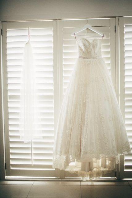 Used wedding dress for sale.  #bride #bridetobe #weddingdress