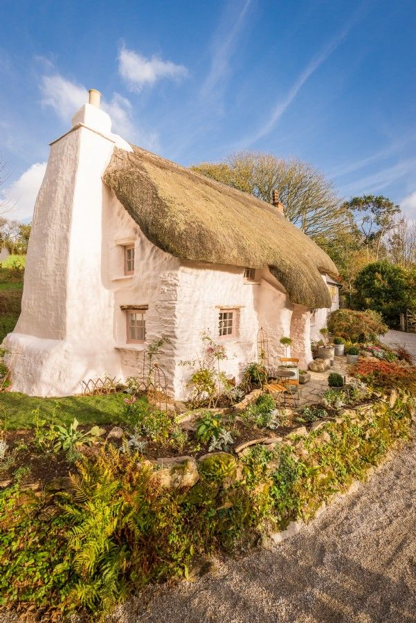 Enchanting thatched cottage St Agnes | Self Catering luxury thatched Cottage St Agnes, Cornwall