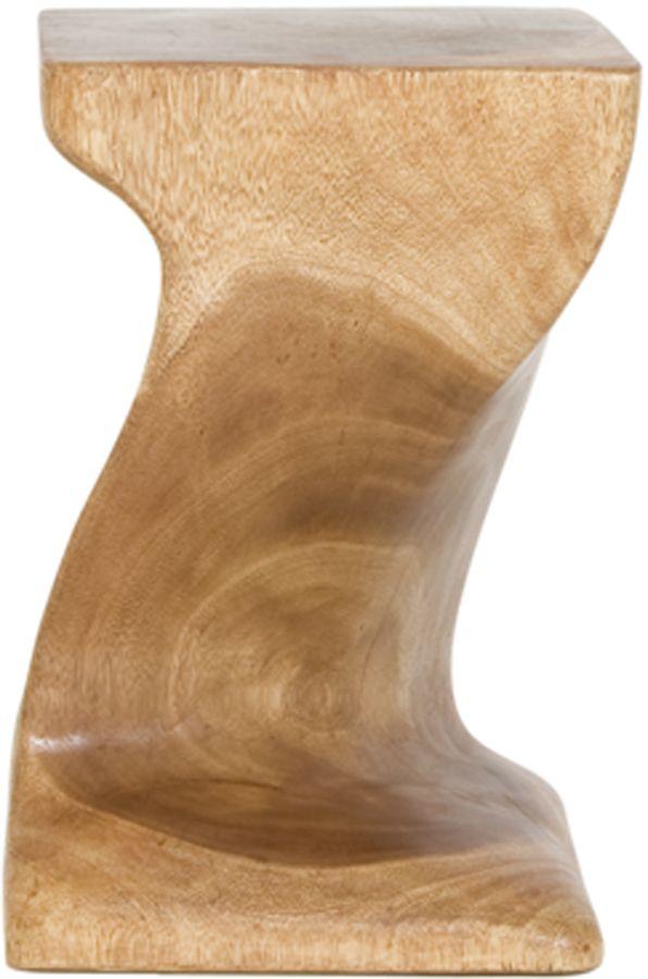 Organic Twist Stool