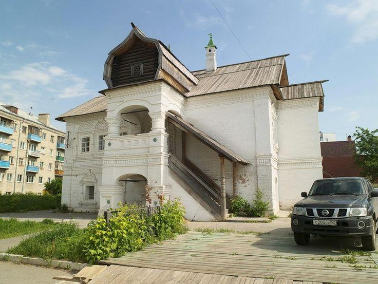 Boris Vinnikov — «Нижний Новгород. Палаты Олисова, XVII век.» на Яндекс.Фотках