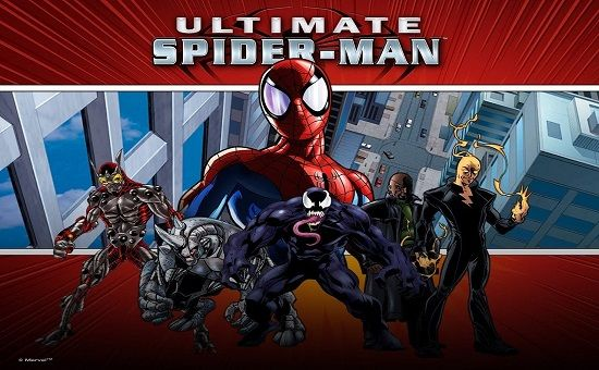 Ultimate Spider Man PC Game Free Full Download
