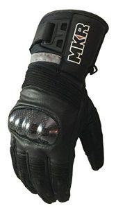 MKR eflex Écran tactile Gants de moto hiver–doublure thermique chaude–Carbone poing américain Protection: Le MKR eflex gants sont le…