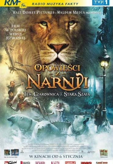 Opowieści z Narnii: Lew, czarownica i stara szafa (2005)