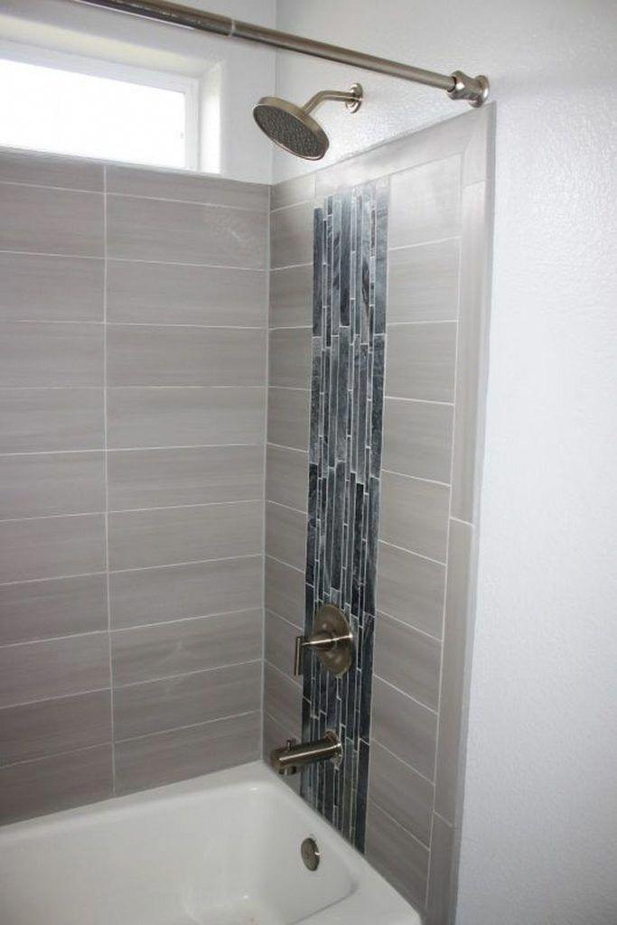 Bathroom Tile Designs Gray Shower, Porcelain Bathroom Tiles Home Depot