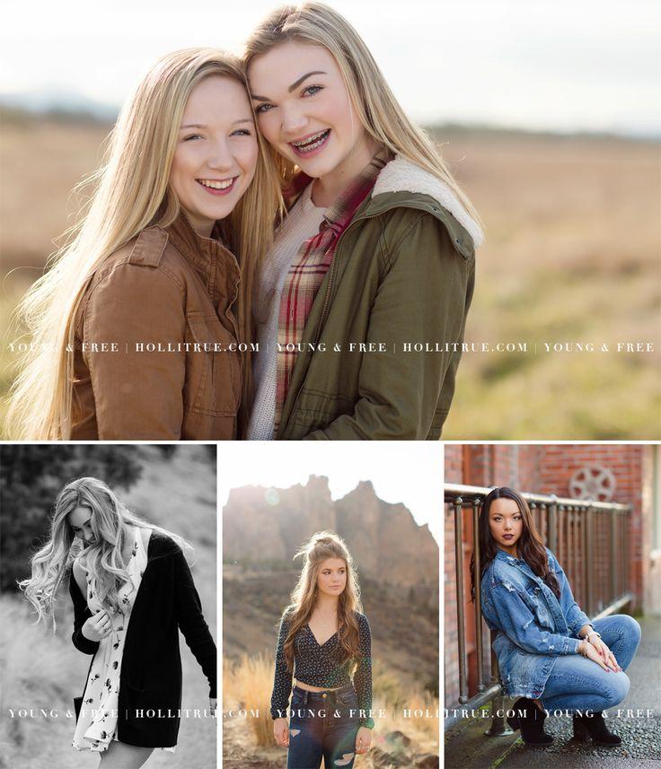 Photographing High School Seniors Online Workshop with Holli True via Clickin' Moms