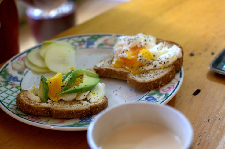 Fancy toast is all the rage