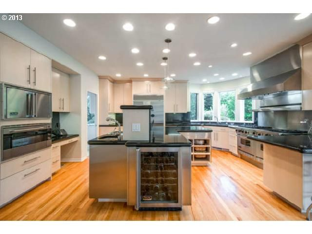 Kitchen Designer Portland Oregon Alluring Gourmet Kitchen Neil Kelly Exclusive Design  Portland Oregon Review