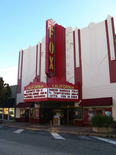 Fox California Theater - Salinas, California