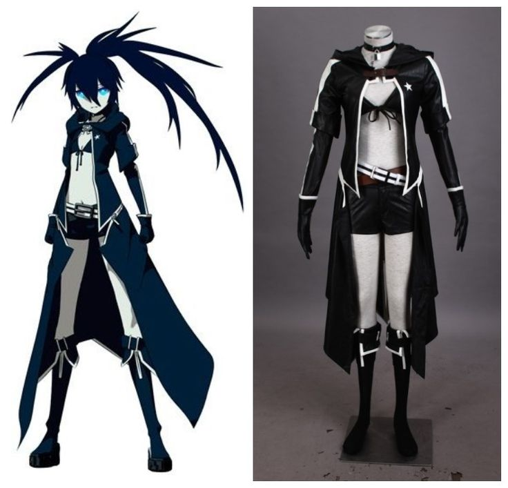 25+ Best Ideas About Black Rock Shooter Cosplay On
