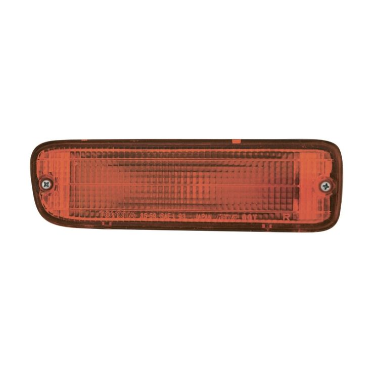 1998-00 Toyota Tacoma 2wd / 1995-97 Toyota Prerunner 4wd W / o Front Signal Lamp Len LH Driver Side ( TO2530122 )