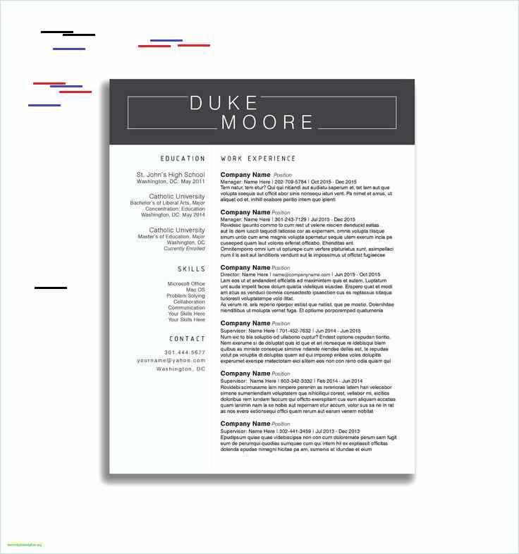 Exemple De Cv Ouvrier Agricole Good Resume Examples Formal Letter Template Resume Outline