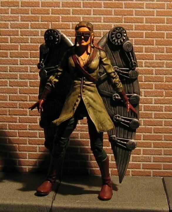 Injustice Cosplay Hawkgirl Injustice Cosplay