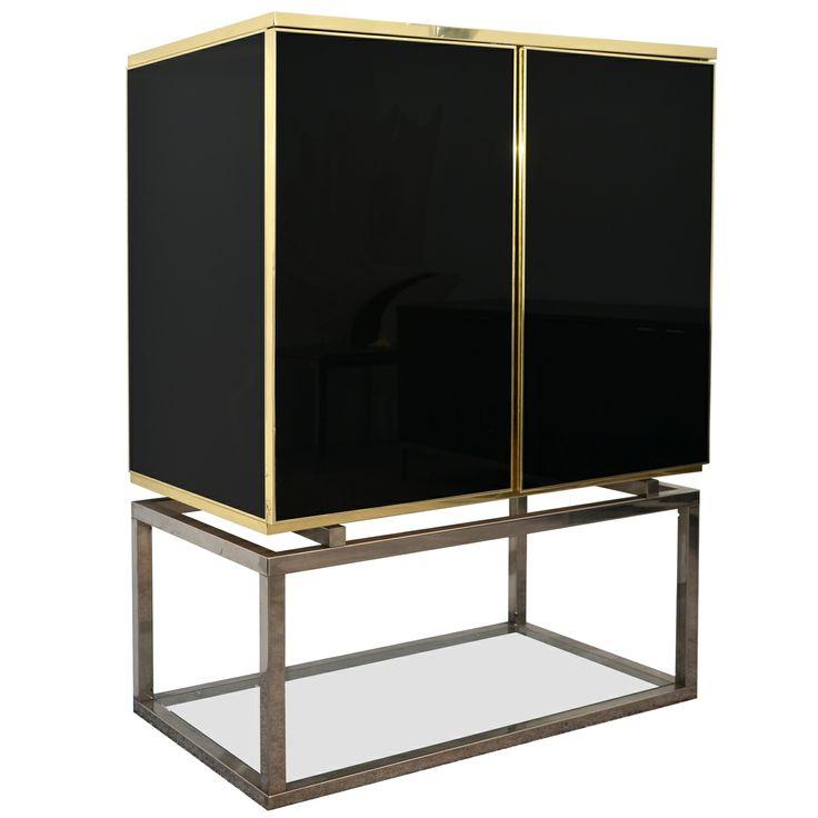 1970s Cabinet by Maison Jansen