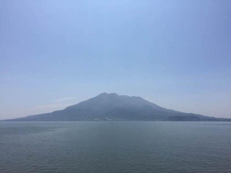 おはようございます(^o^)/  今日の桜島は霞んでて見えなかったので、ライブラリからの投稿です。  東京オリンピック、野球とソフトボールが採用されましたね!  空手もあるなど楽しみが、増えました。  今日も1日、元気に頑張っていきましょう!!!