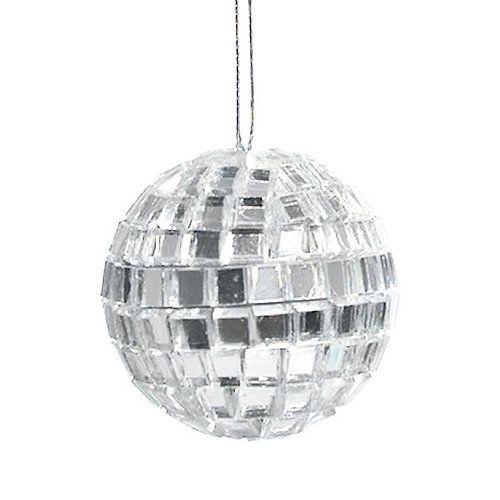 Petite boule disco : 0,50€ #boule #bouledisco #facette #decoration #noel  http://www.cmachambre.fr