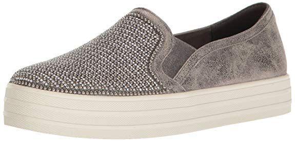 510e71a048061 Skechers Women's Double Up-Shiny Dancer Fashion Sneaker #Loafers ...