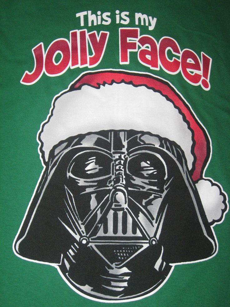 Make Darth Vader bring my presents personally.