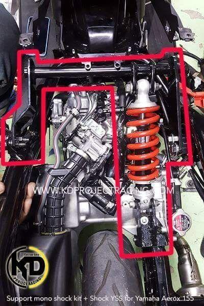 Diskusi Tentang Yamaha Aerox 155 VVA All Version | Aerox