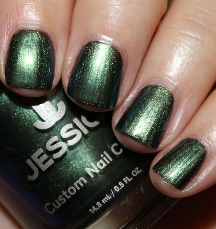 Jessica's Night at the Opera shade Standing Ovation, new for Autumn Winter 2013.