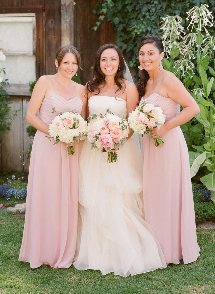 Beautiful Bridesmaids Dresses