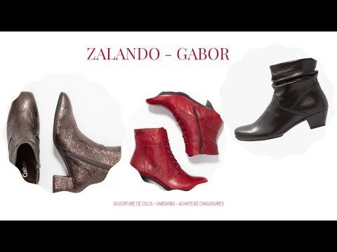 Zalando Gabor shoes </p>