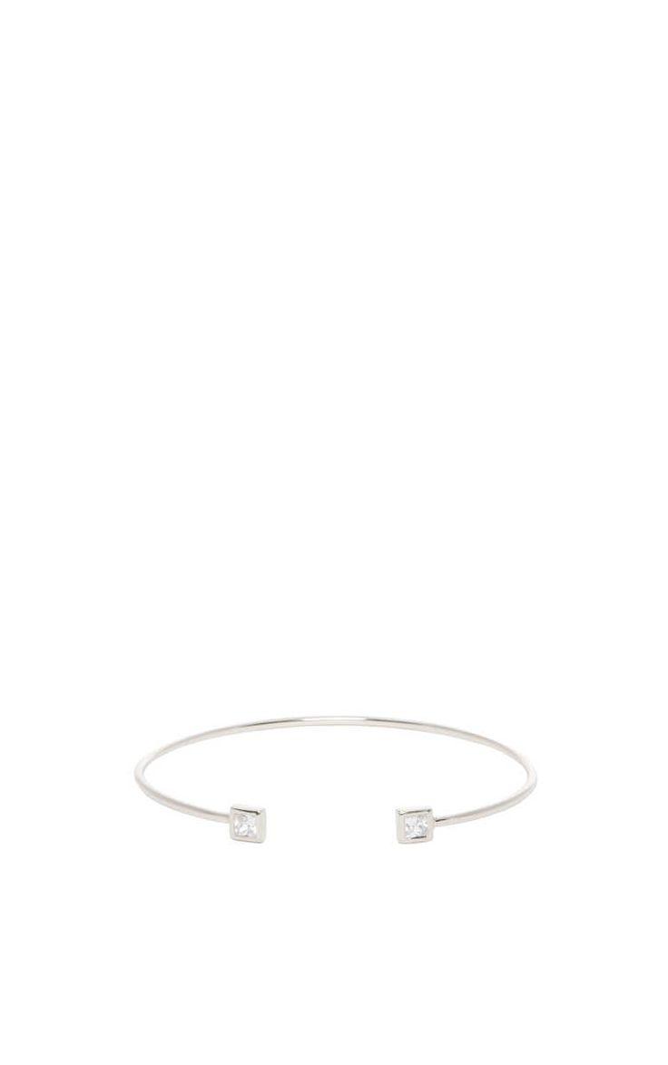 Armband Shine 2 SILVER - KumKum - Designers - Raglady