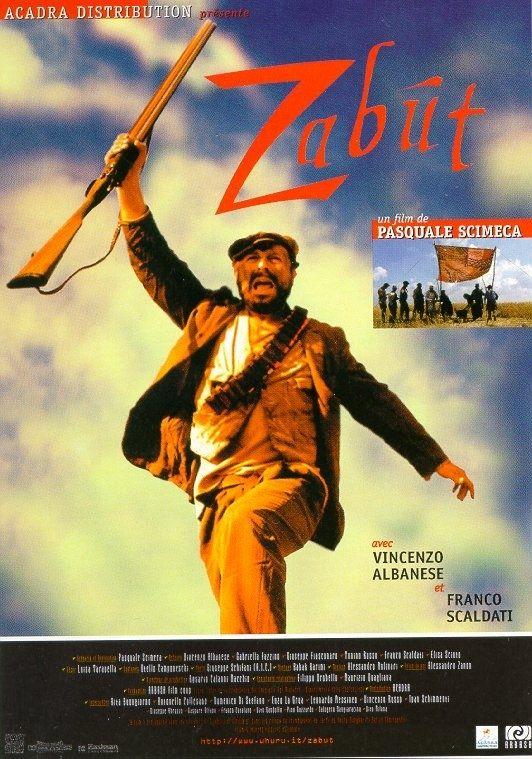 Briganti di Zabut (1997), directed by Pasquale Scimeca, set at Sambuca di Sicilia  and Santa Margherita Belice.
