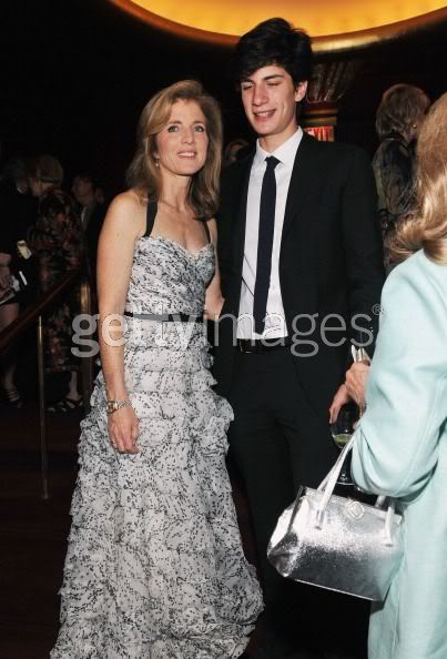 Caroline Kennedy (Looking Great) And Her Youngest Child & Only Son Jack Schlossberg