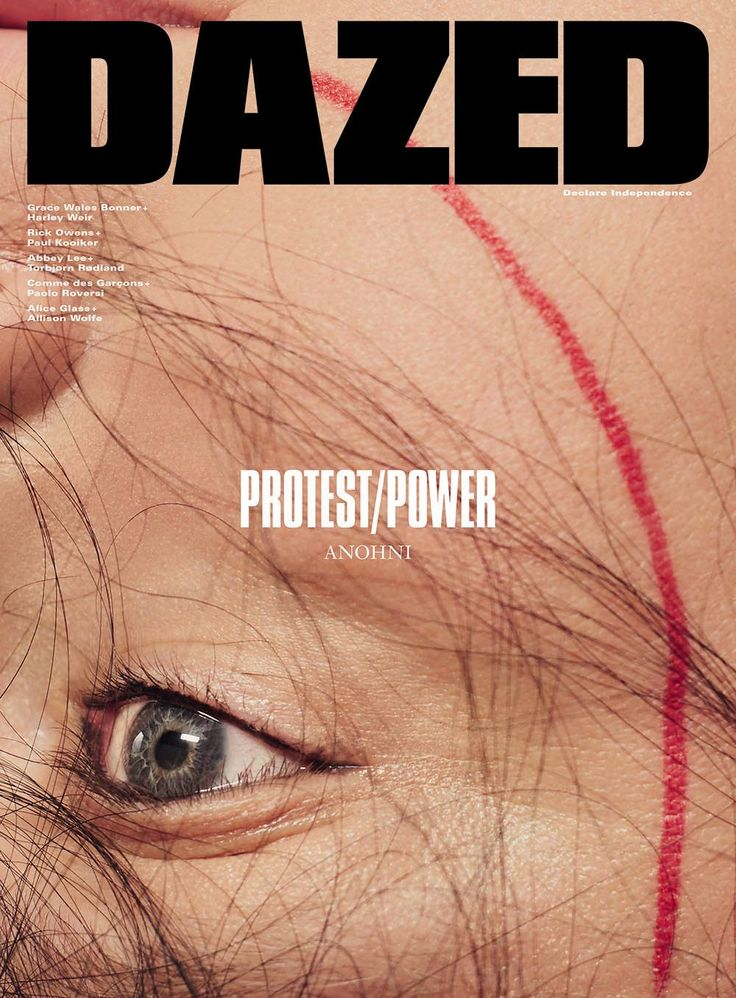 DAZED PROTEST / POWER ISSUE 4/5   With her politically charged new album Hopelessness, Anohni voices her protest for the spring/summer 2016 issue of Dazed.   Photography Mel Bles Fashion Anna Pesonen Interview by Laura Allsop