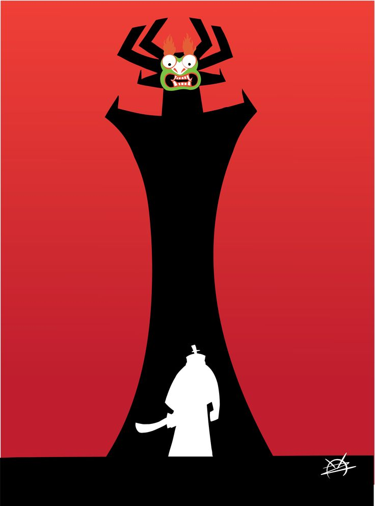 Samurai Jack fan art