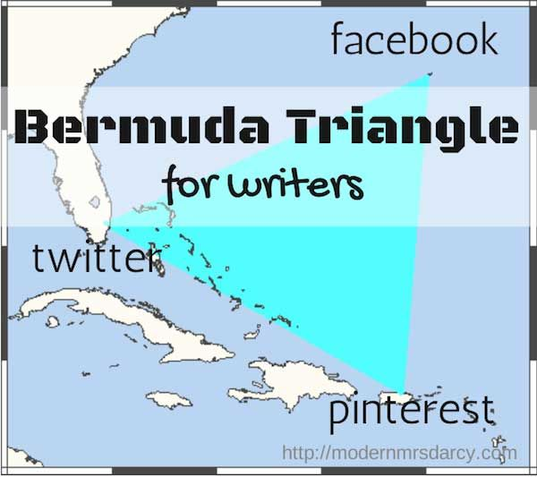Bermuda Triangle for writers.