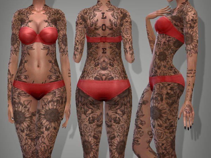 Tattoos by Lounacutex