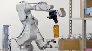 Rise of the robots: What advances mean for workers - BBC News