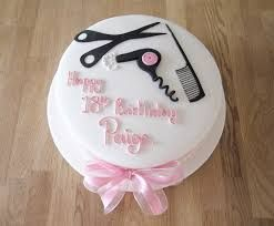 Image result for hairdressers cake