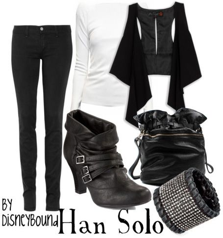 Some of these ideas are cute :)  I love Han Solo <3
