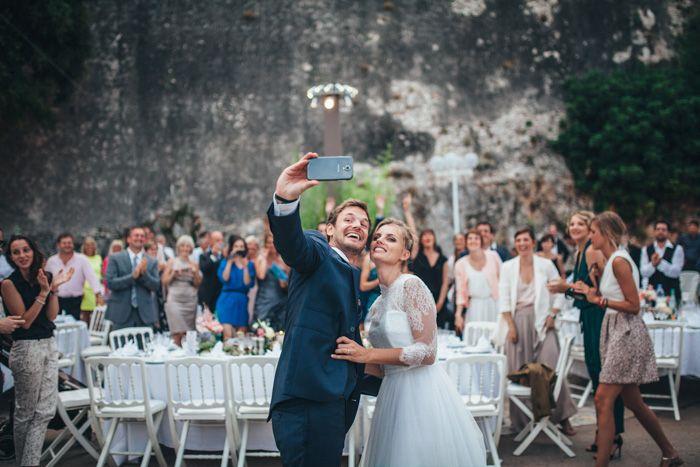 Un mariage en plein air à Villefranche sur mer par Reego