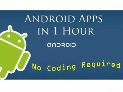 Android App Development Course for Non-ProgrammersWhat if  you can build Android Apps without ever learning to write code? Seems too good to be true, but it's not. Using the Android App Inventor platform you can literally build your first Android app in less than an hour using an easy to use drag and drop interface that allows anyone to create their own Android apps with no prior experience.