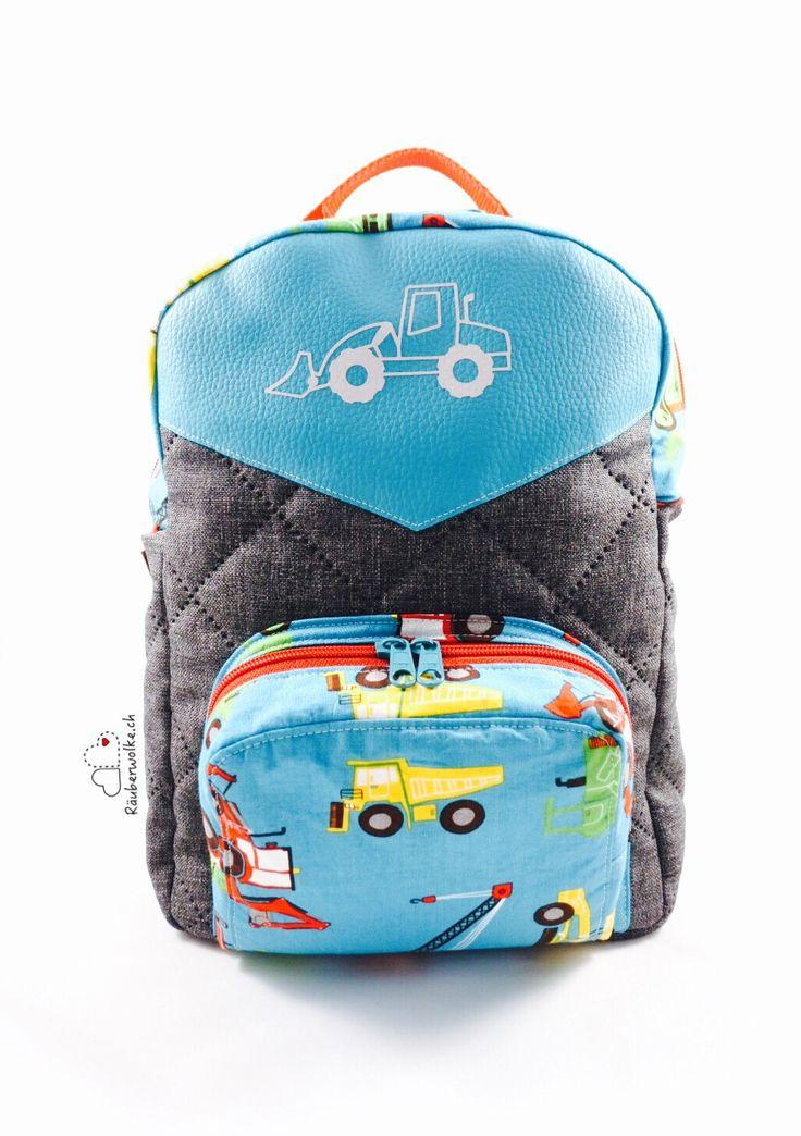 20 besten Bags Bilder auf Pinterest | Kindertaschen, Rucksack kinder ...