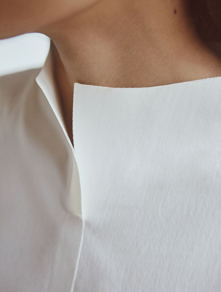 : Placket details     : COS  Spring & Summer 2016