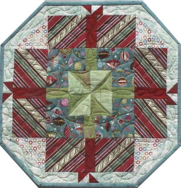 267 Best Christmas/winter Quilts Images On Pinterest