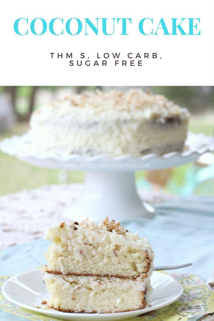 Mrs Criddle S Coconut Cake