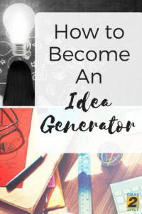Many #wish they had access to an idea generator | idea generator | poem idea generator | random idea generator | idea generation